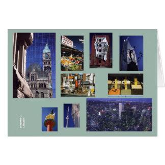Toronto multi-image card