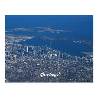 Toronto Ontario Canada Postcard