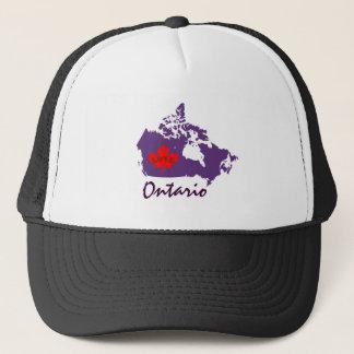 Toronto Ontario Customize Canada hat