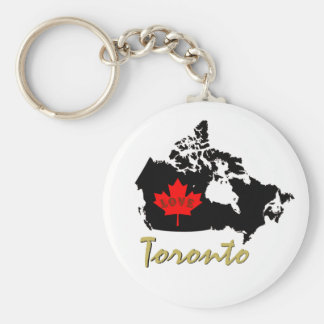 Toronto Ontario Customize Canada province keychain