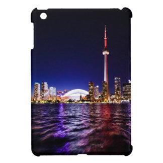 Toronto Skyline at Night Cover For The iPad Mini