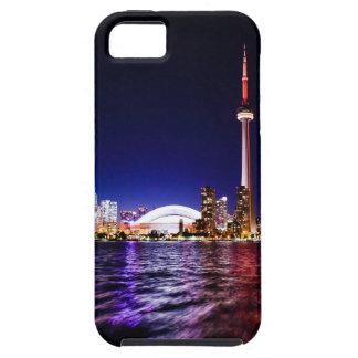 Toronto Skyline at Night iPhone 5 Case