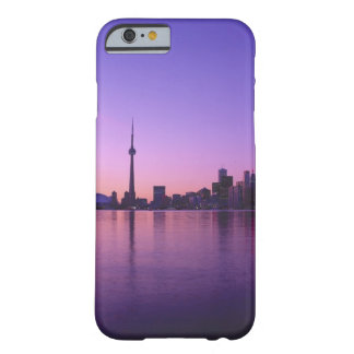 Toronto Skyline at night, Ontario, Canada Barely There iPhone 6 Case