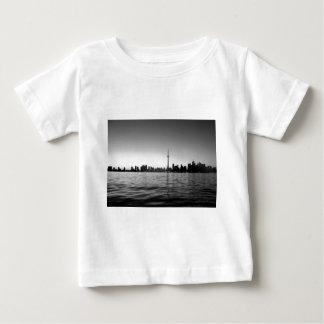 Toronto skyline baby T-Shirt