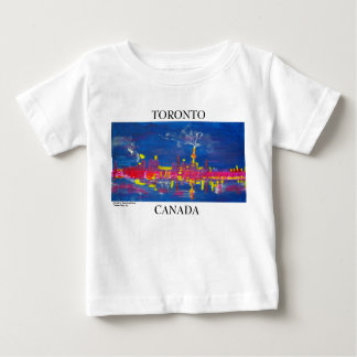 Toronto Skyline - Kids T-Shirt
