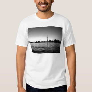 Toronto skyline shirts