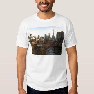 Toronto Skyline T Shirt