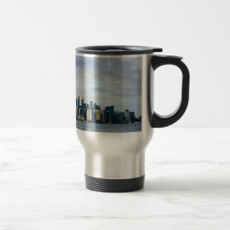 Toronto Skyline Travel Mug