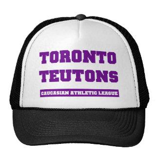 Toronto Teutons Mesh Hat