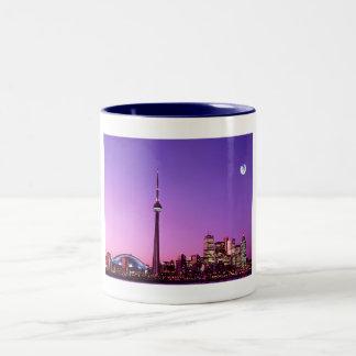Toronto Two-Tone Coffee Mug