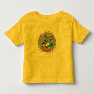 Torpedo Duck Toddler T-Shirt