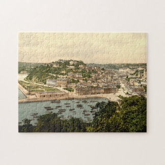 Torquay I, Devon, England Jigsaw Puzzle