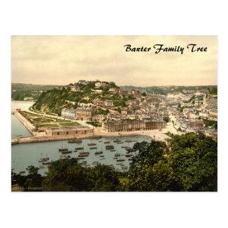 Torquay I Devon England Postcard