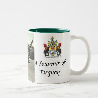Torquay Souvenir Mug
