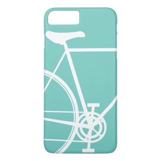 Torquoise Abstract Bicycle Case-Mate Barely There