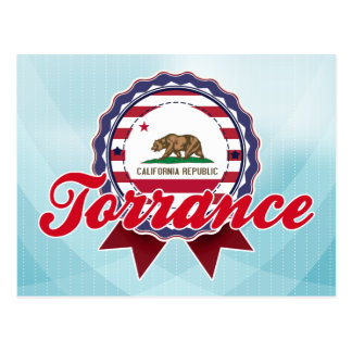 Torrance, CA Postcard