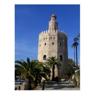 Torre Del Oro Postcards