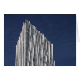 Torre Diagonal 00, Barcelona Card