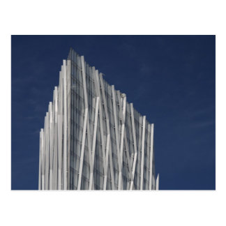 Torre Diagonal 00, Barcelona Postcard