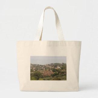 Torremolinos View Range - Spain Large Tote Bag