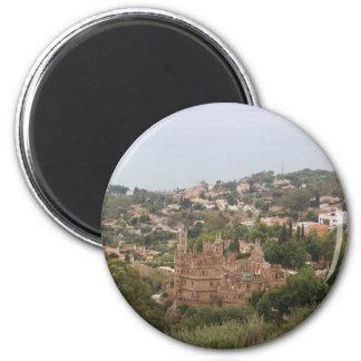 Torremolinos View Range - Spain Magnet