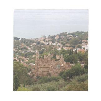 Torremolinos View Range - Spain Notepads
