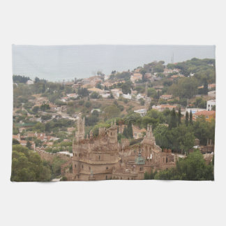 Torremolinos View Range - Spain Tea Towels