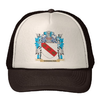 Torrens Coat of Arms - Family Crest Cap