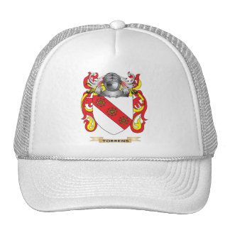 Torrens Family Crest (Coat of Arms) Cap