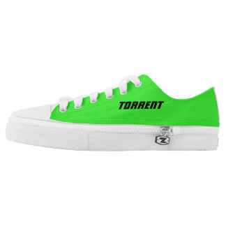 Torrent Low Top Printed Shoes