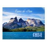 Torres del Paine National Park, Chile Postcards