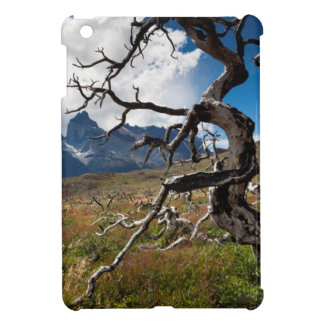 Torres del Paine National Park, fire damaged trees iPad Mini Case