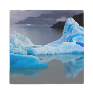 Torres del Paine National Park, Glacial ice Wood Coaster