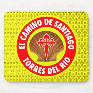 Torres Del Rio Mouse Pad