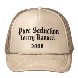 Torrey Ranucci  2008 , Pure Seduction  Cap Hats