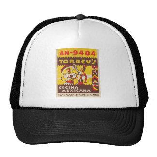 Torrey's Cocina Mexicana Mesh Hat