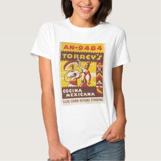 Torrey's Cocina Mexicana Shirts