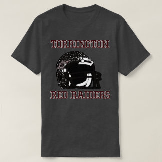 Torrington Ct High School Red Raiders T-Shirt