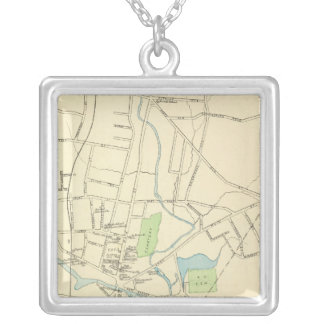 Torrington Silver Plated Necklace