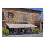 """""""Torrita di Siena, Tuscany"""" Greeting Cards"""