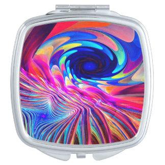 Torsion Wave Travel Mirror