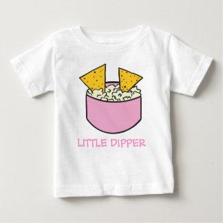 tortilla chips in dip LITTLE DIPPER T-shirt