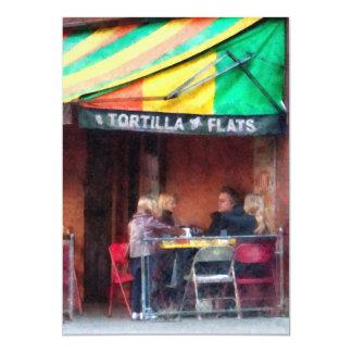 Tortilla Flats Greenwich Village Invitations