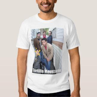 Tortilla Moustache-Group T-shirts