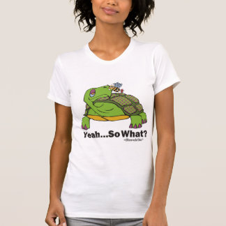 Tortoise and Bee T Shirt