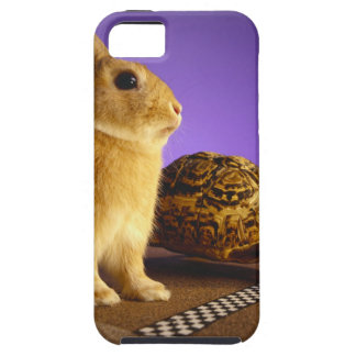 Tortoise and the hare iPhone 5 cover