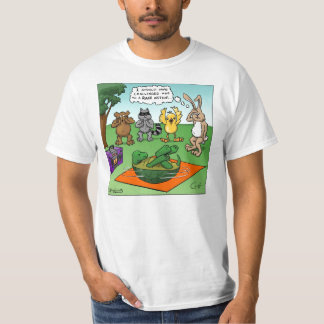 Tortoise and the Hare Revisted T-Shirt
