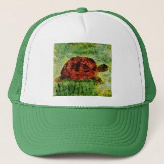Tortoise Animal Art Trucker Hat