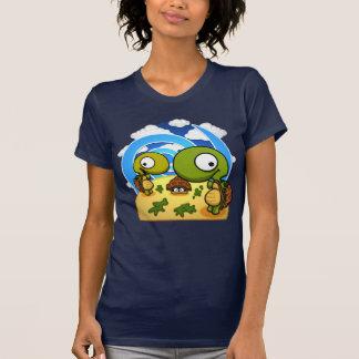 Tortoise Beach Ladies T-Shirt