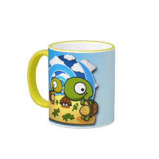 Tortoise Beach Mug